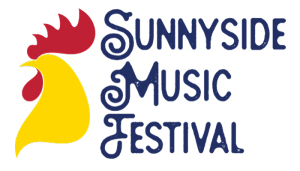Sunnyside Music Festival marquee magazine