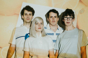 alvvays halloween marquee magazine