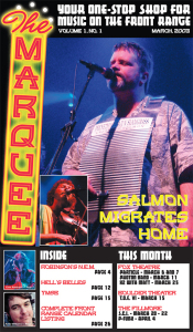 Marquee 03/03 Cover 1,2-31,32