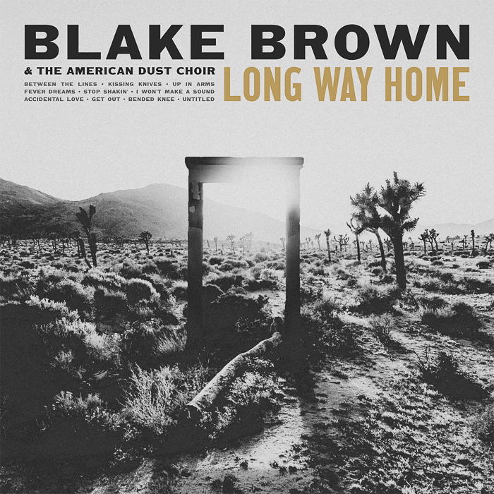 Blake Brown & The American Dust Choir album review marquee magazine