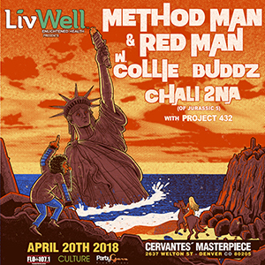 Marquee - 2018-04-20 - Method Man RM Collie IG