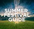 Marquee Summer Festival Guide cover