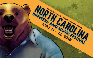 North Carolina Brewers and Music Festival