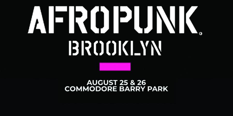 Afropunk Fest marquee magazine