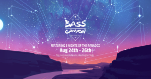 Bass Canyon festival marquee magazine