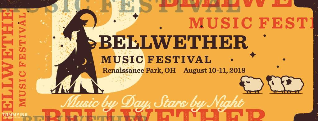 Bellwether Music Festival marquee magazine
