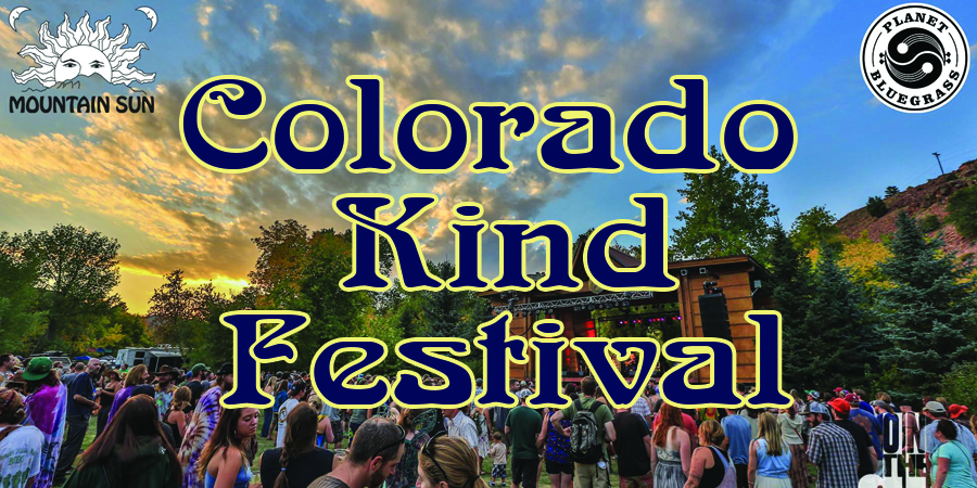 Colorado Kind Festival marquee magazine
