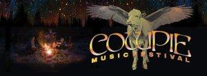 Cowpie Music Festival marquee magazine