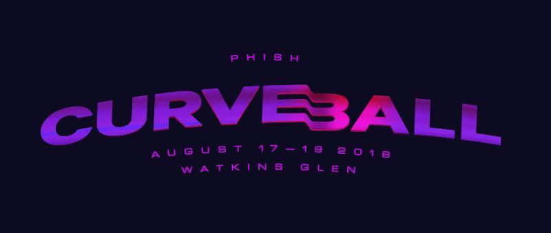 Curveball festival marquee magazine