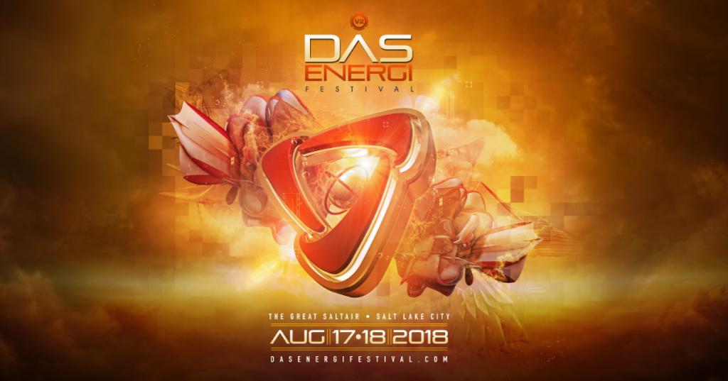 Das Energi Festival marquee magazine