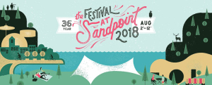 The Festival At Sandpoint marquee magazine