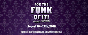 For The Funk Of It! Music Festival marquee magazine