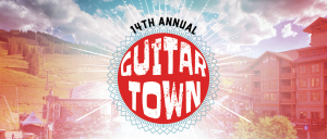 Guitar Town at Copper Mountain festival marquee magazine