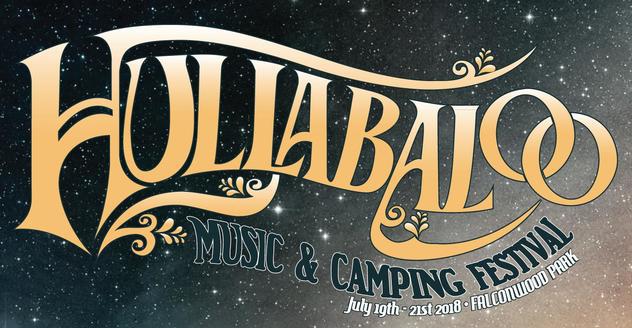 Hullabaloo Music Festival marquee magazine