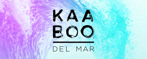 KAABOO Del Mar festival marquee magazine