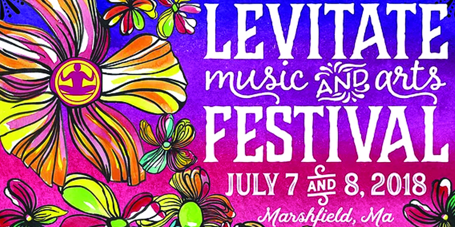 Levitate Music and Arts Festival marquee magazine