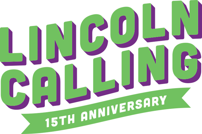 Lincoln Calling festival marquee magazine