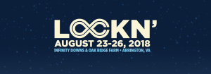 LOCKN' Festival marquee magazine