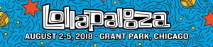 Lollapalooza festical marquee magazine