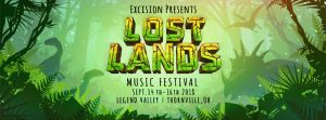 Lost Lands Music Festival marquee magazine