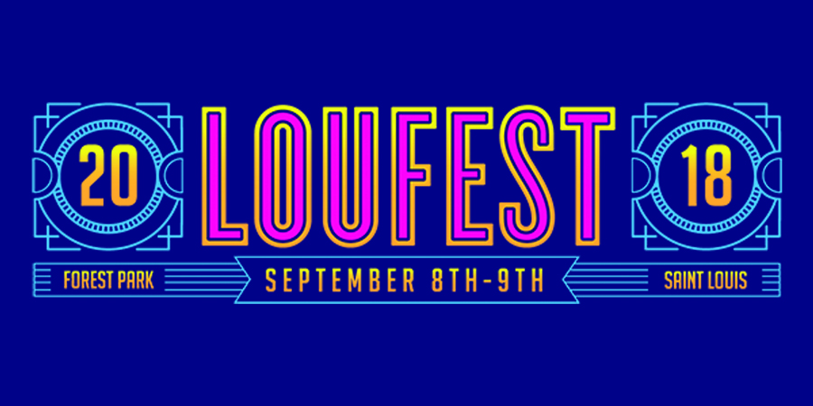 LouFest marquee magazine