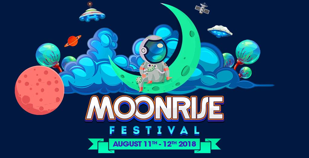 Moonrise Festival marquee magazine