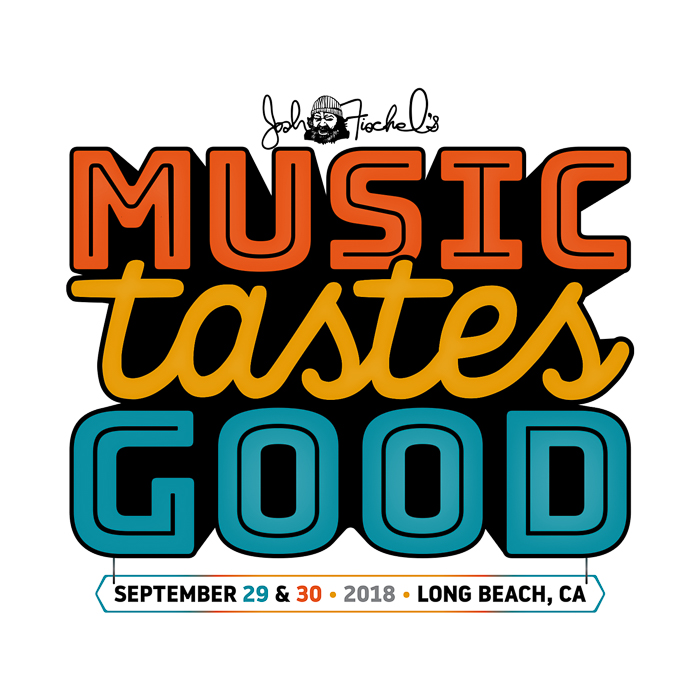 Music Tastes Good festival marquee magazine