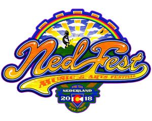 NedFest Music & Arts Festival marquee magazine