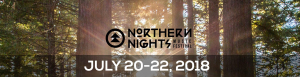 Northern Nights Music Festival marquee magazine