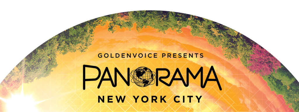 Panorama New York City Music Festival marquee magazine