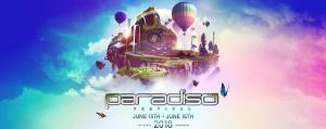 Paradiso Festival marquee magazine