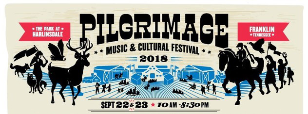 Pilgrimage Music and Cultural Festival marquee magazine