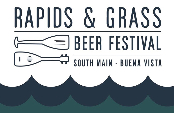 Rapids & Grass Beer Festival marquee magazine