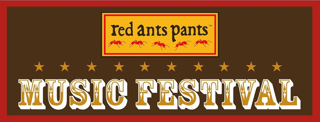 Red Ants Pants Music Festival marquee magazine