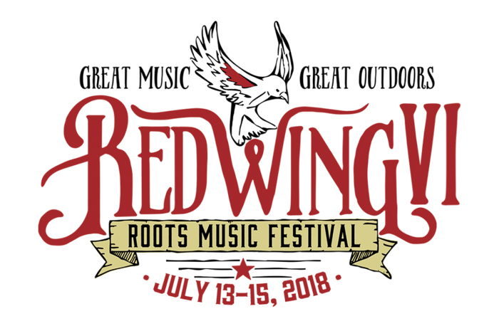 Red Wing Roots Music Festival marquee magazine