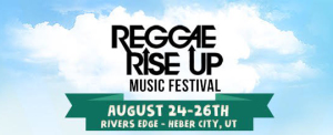 Reggae Rise Up Music Festival marquee magazine