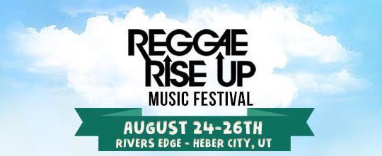 Reggae Rise Up Music Festival marquee magazine