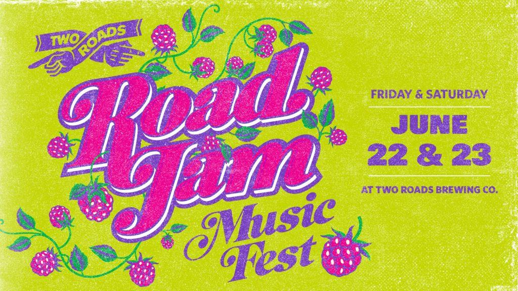Road Jam Music Fest marquee magazine