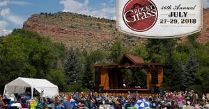 Rockygrass festival marquee magazine