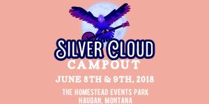 Silver Cloud Campout festival marquee magazine