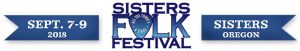 Sisters Folk Festival marquee magazine