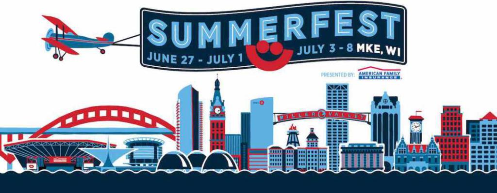 Summerfest marquee magazine