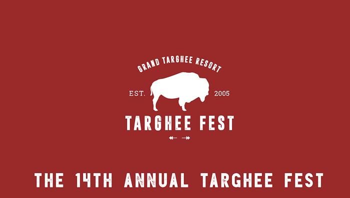 Targhee Music Fest marquee magazine