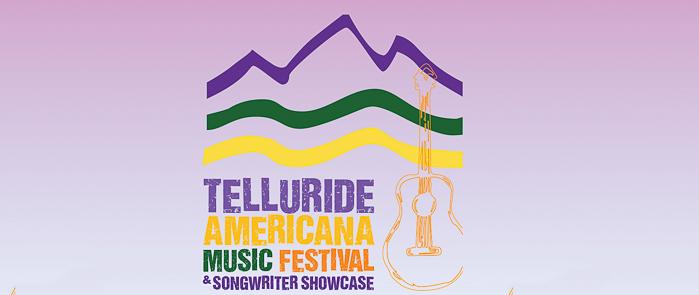 Telluride Americana Music Fest marquee magazine