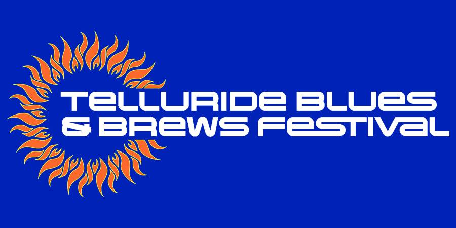Telluride Blues & Brews Festival marquee magazine