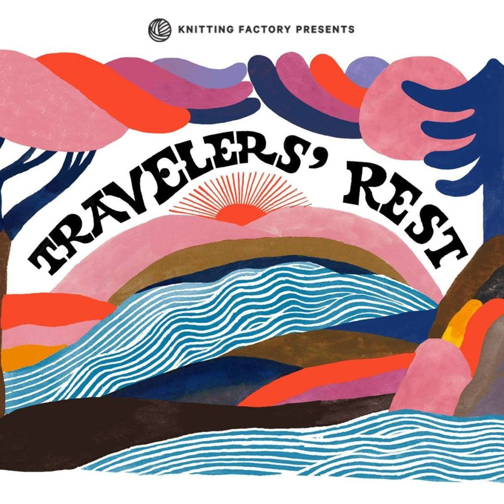Travelers' Rest festival marquee magazine