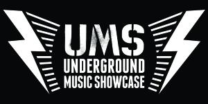 Underground Music Showcase festival marquee magazine