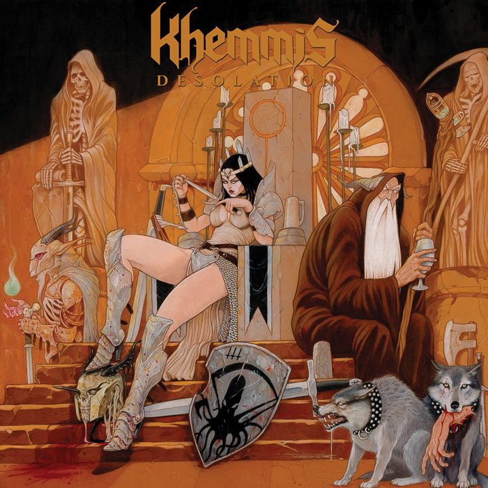 khemmis album review marquee magazine