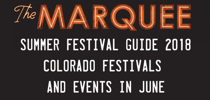 Colo Festivals in June