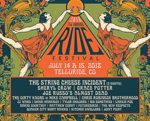 the ride festival marquee magazine